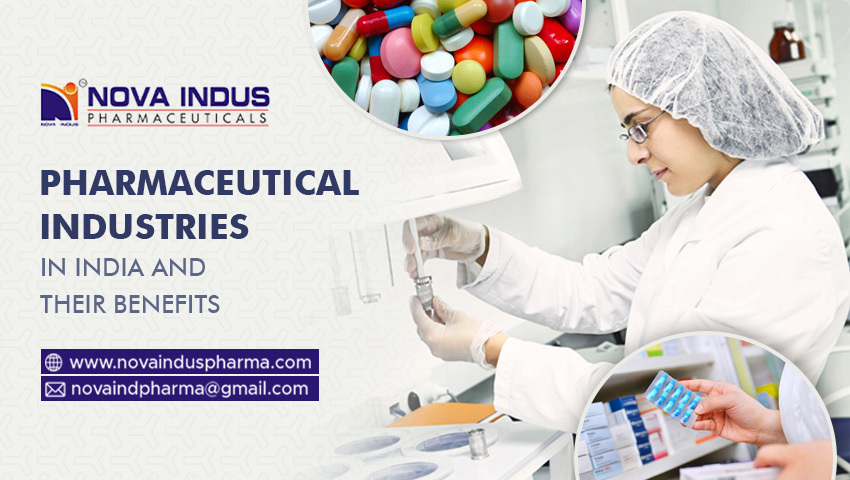 Pharmaceutical Industries In India and Their Benefits